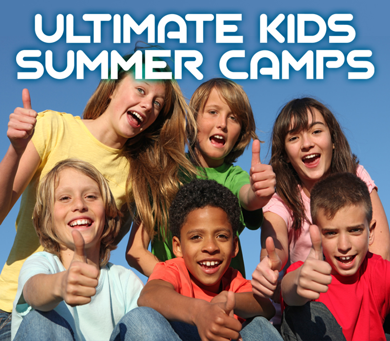 Exciting New Summer Camps Available for 2019