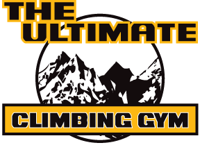 Ultimate Climbing Gym Logo